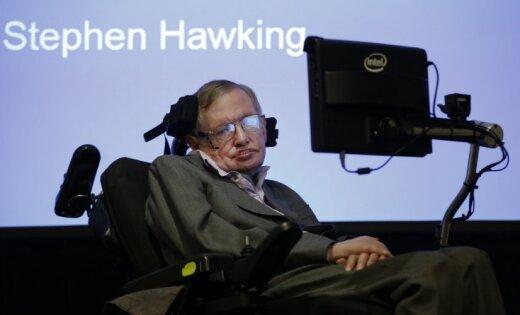 Умер британский физик-теоретик Стивен Хокинг