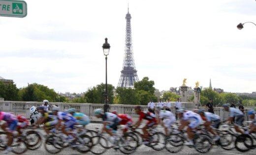 Престижная велогонка'Тур де Франс исключена из календаря