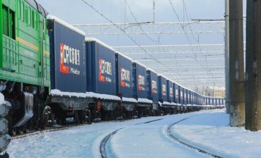 Baltijas valstu dzelzceļa uzņēmumi vienojušies par pirmo kopīgo konteinervilciena maršruta izveidi
