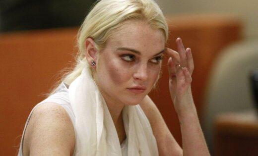 Засъемки в«Пусть говорят» Линдси Лохан потребовала встречу сПутиным (8)
