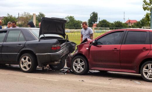 Neiesniegts saskaņotais paziņojums nav pamats regresa prasībai pret šoferi