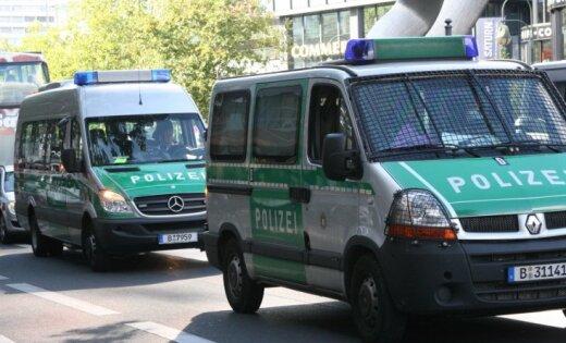 ВГермании полицейские убили напавшего насоседа сножом беженца
