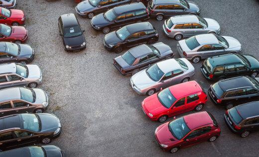 VID reģistrējis Latvijā pirmo kases sistēmu autostāvvietu apmaksai