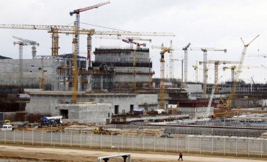 Литва продолжит критиковать Белорусскую АЭС, строящуюся в 50 км от Вильнюса