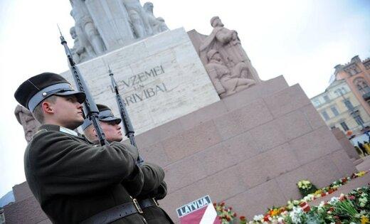 Атис Леиньш. 16 марта, чужая власть и государственное сознание