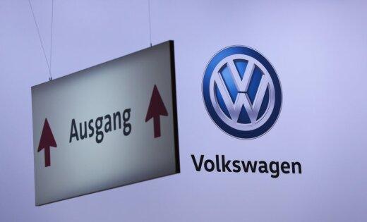 VW 'dīzeļgeitas' skandāla izdevumiem atvēl vēl 2,5 miljardus eiro