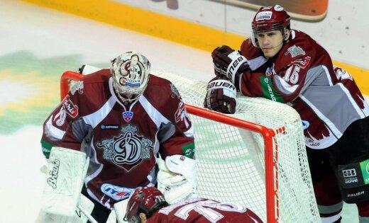 Rīgas 'Dinamo' centīsies turpināt uzvaru sēriju