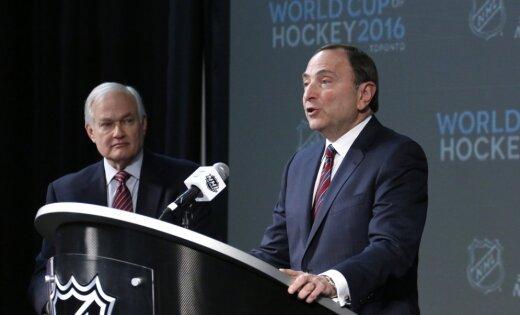 Профсоюз игроков НХЛ отвергнул  предложение лиги обучастии вОлимпиаде