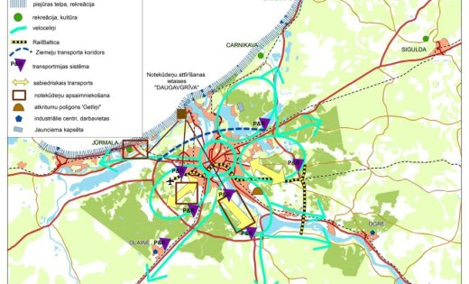 """Рига-2030: """"новый центр"""","""