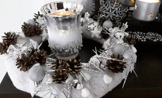 Parādi 'Delfi Aculieciniekam' savu krāšņo adventes vainagu vai svētku dekoru!
