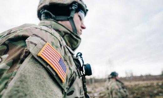 Американские военные «надышались испарениями» научениях вЛатвии