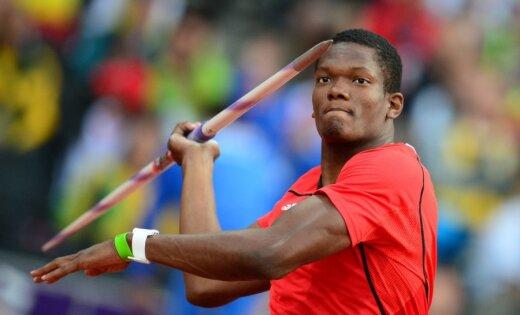 Olimpisko čempionu šķēpmešanā dāsni apbalvos