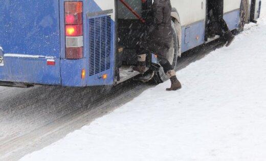 Водитель автобуса сообщил в полицию о заблудившейся девочке