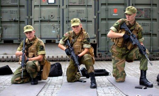 Норвегия просит США удвоить численность их военных на границе с Россией