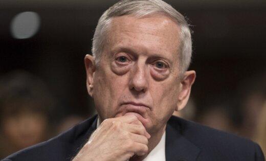 Мэттис назвал Российскую Федерацию основным стратегическим конкурентом США вмире