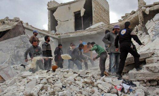 Вопреки позиции Российской Федерации: вмеждународной Организации Объединенных Наций (ООН) призвали закончить войну вСирии