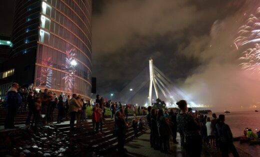 Rīgas svētku laikā sabiedrisko transportu varēs izmantot bez maksas