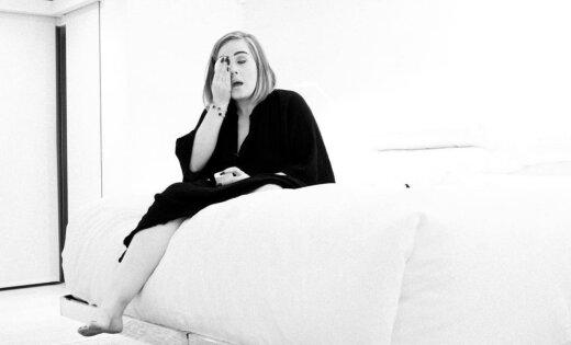 Адель отменила концерт из-за болезни