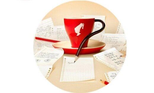 Maksā ar dzeju par kafijas tasīti 2017.g. Pasaules Dzejas dienas mākslas svinības