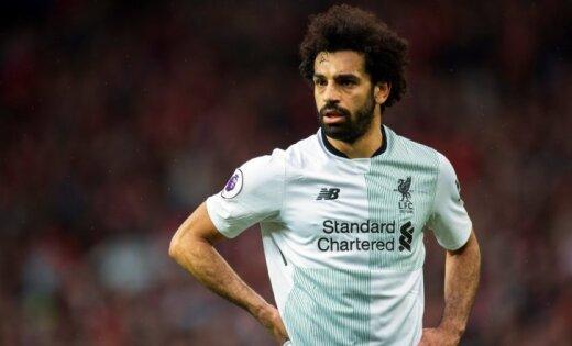 Ēģiptes žurnālists aicina 'Liverpool' līderi noskūt 'teroristu bārdu'