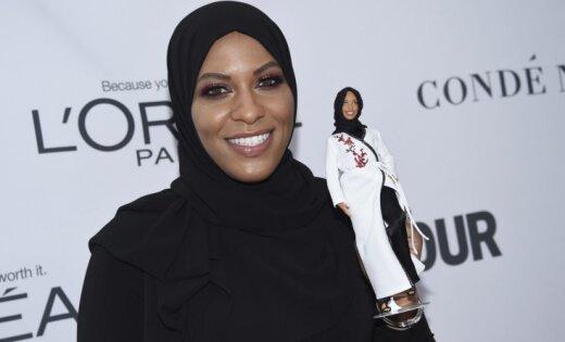 ФОТО: Впервые начнется выпуск кукол Barbie в хиджабе