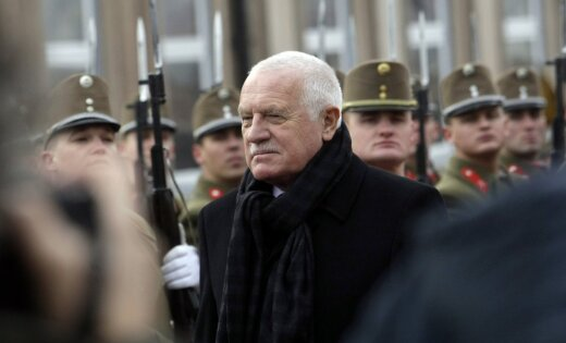Вацлав Клаус: Запад чудовищно врет о России