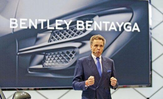 Первому внедорожнику Bentley дали официальное название