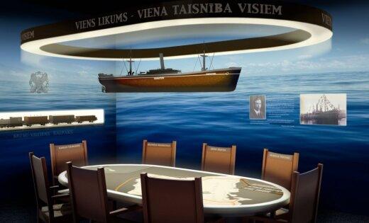 Veidos vērienīgu ekspozīciju 'Pagaidu valdības seši mēneši Liepājā'