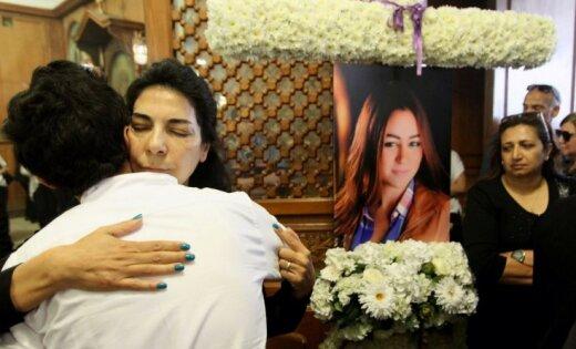 Состоялись первые похороны жертв крушения самолета EgyptAir