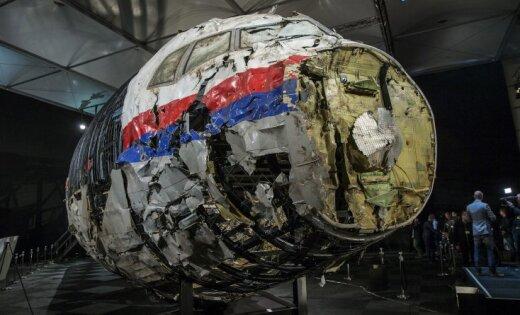 Объявлены результаты расследования крушения MH17