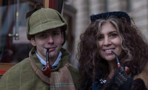 «Шерлок 4. Шесть Тэтчер»: смотреть онлайн 1 серию детективного сериала