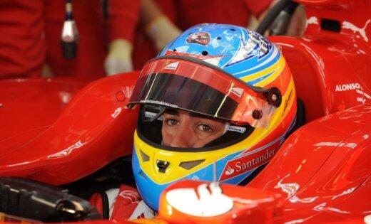Fernando Alonso izcīna uzvaru Hokenheimā