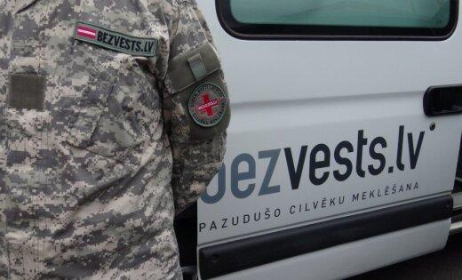 Доброволец организации Bezvests.lv обнаружил в реке тело мужчины