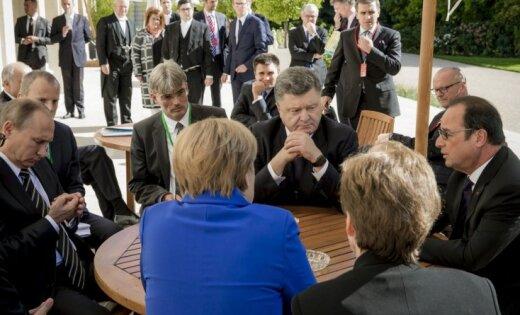 1-ый официальный визит: Порошенко прибыл вНорвегию