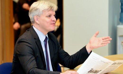 Из-за переезда Винькеле в США Сполитис стал полноправным депутатом Сейма