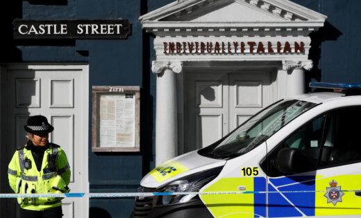 """Полиция Солсбери сообщила о пострадавшем в ресторане из """"дела Скрипаля"""""""