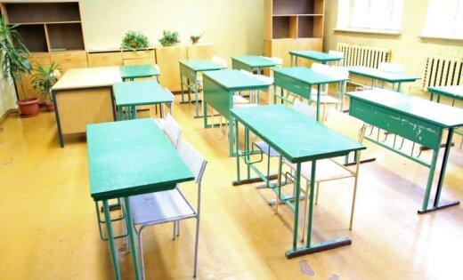 Daugavpilī aukstuma dēļ skolās nav ieradušies vairāk nekā piektdaļa skolēnu