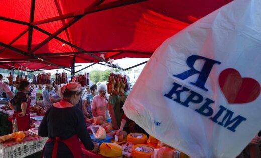 Ринкевич: Крым не забыт. Россия должна взять на себя ответственность