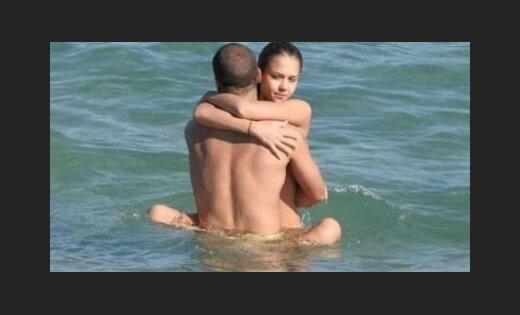 Секс в испании на пляже