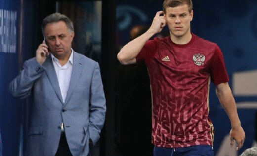 Кокорин впервый раз после скандала вызван всборную Российской Федерации