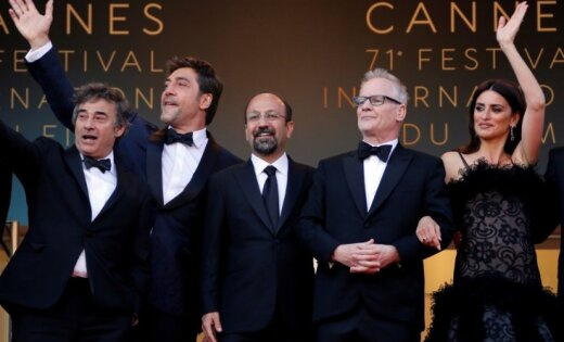 ФОТО: Открытие Каннского кинофестиваля собрало звезд