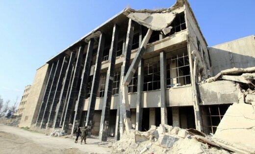 РФнепрекратит бомбардировки вСирии; США обсуждают перемирие