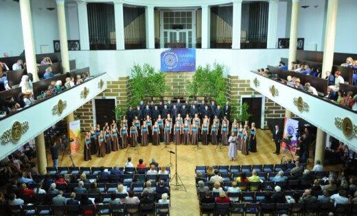 Sāksies XXVI Vispārējo latviešu Dziesmu un XVI Deju svētku koru skates