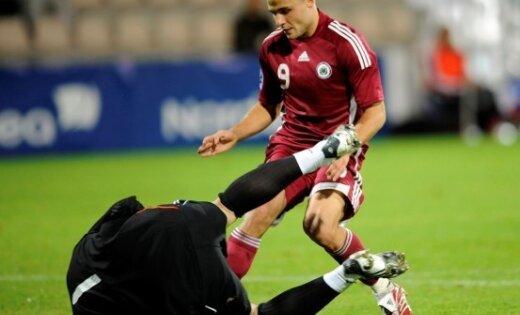 Verpakovskis nākamās divas sezonas spēlēs Grieķijas klubā 'Ergotelis'