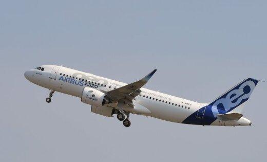 Airbus получил рекордный заказ на50млрддолл.