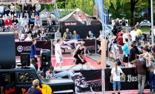 25. augustā notiks 'Ghetto Basket' ielu basketbola sacensības 'Special Edition 2x2'
