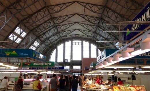 Глава отдела торговли Центрального рынка Риги задержан по подозрению во взяточничестве