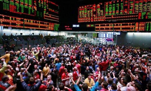 Dow Jones покорил отметку 20 000 пунктов— США
