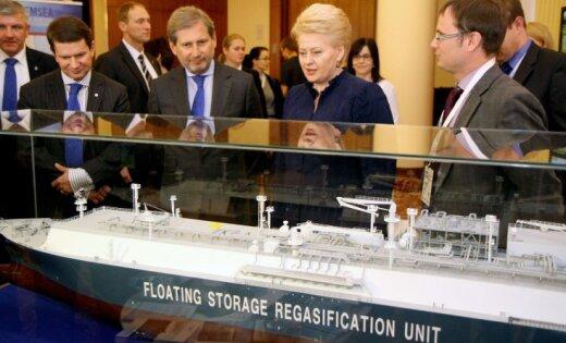 Lietuvai nav izdevies ar Latviju vienoties par sašķidrināto gāzi