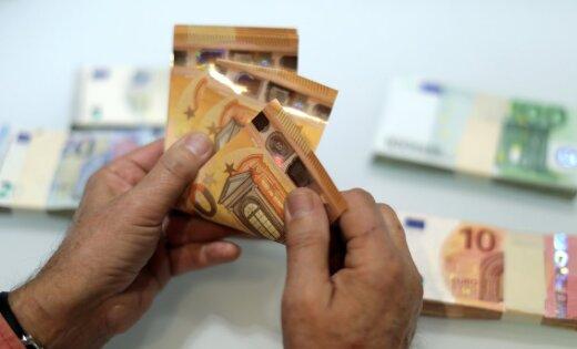 EK apstiprina ieceri izveidot Eiropas finanšu ministra amatu